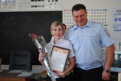 В Буденновске проводятся мероприятия ко Дню ГИБДД МВД России