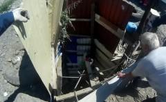 В Адлерском районе спасатели подняли из технологического колодца тело погибшего