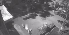В Ставрополе мальчик оступился и упал с козырька подъезда