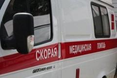 В Краснодаре пассажирский автобус столкнулся с грузовиком