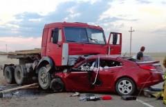 При ДТП в Приморье погибли шесть человек
