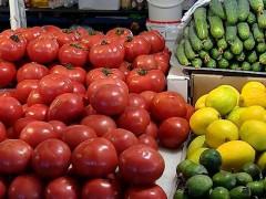 Раннее поступление овощей существенно замедлило инфляцию в ЮФО