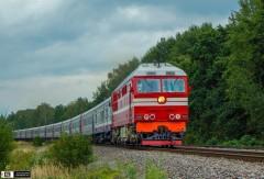 В Минеральных Водах под колесами поезда погиб мужчина