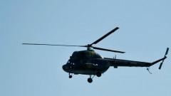 В Адыгее совершил жесткую посадку вертолет Ми-2
