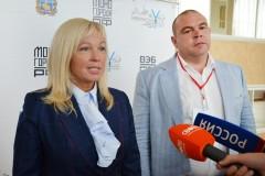 В Невинномысске открылся форум моногородов
