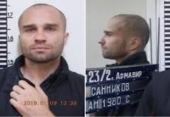 В Армавире при конвоировании сбежал опасный преступник