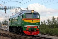 В Белореченске тепловоз сбил двоих молодых людей