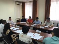 В Калмыкии обсудили вопросы оказания помощи детям-сиротам и детям, оставшимся без попечения родителей