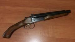 В Калмыкии у работника животноводческой стоянки найден обрез ружья