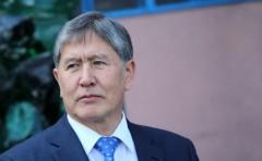 Экс-президента Киргизии Атамбаева задержали силовики