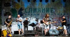 В Невинномысске завершился урбан-фестиваль «Слияние»