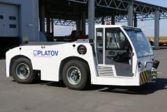 Аэропорт Платов пополнился новой спецтехникой