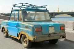 Минпромторг придумал, как стимулировать владельцев старых машин