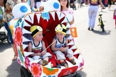 Телеканал «МАМА» приглашает на костюмированный «Парад колясок»