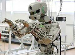 Россия запустила в космос человекоподобного робота