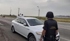 Итог очередного рейда приставов на Кубани – 17 арестованных автомобилей и 400 тысяч оплаченных на месте