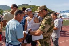 В Анапе прошли мероприятия акции «Каникулы с Росгвардией»