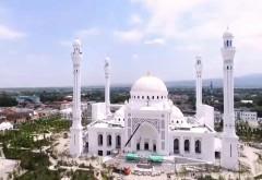 Крупнейшая в Европе мечеть открылась в Шали