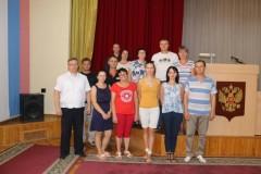 В Новороссийске 12 иностранцев получили российское гражданство