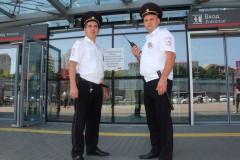Сегодня исполняется 96 лет патрульно-постовой службе органов внутренних дел МВД РФ