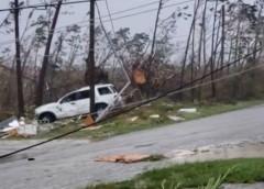 """В США разрушительный ураган """"Дориан"""" снизил мощность"""