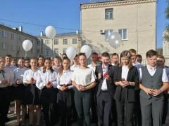 В Невинномысских школах прошли мероприятия ко Дню памяти жертв Беслана