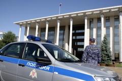 В Динском районе Кубани росгвардейцы задержали воришку «со стажем»