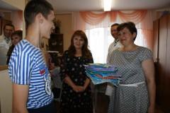Светлана Бессараб: Опека над детьми-инвалидами требует особой ответственности
