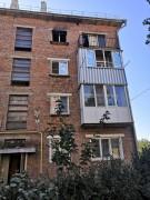 В Каменск-Шахтинском потушили пожар в жилом доме