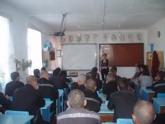 В колониях Ставрополья начался учебный год