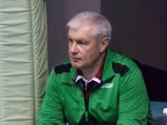 Панков сложил полномочия главного тренера женской сборной по волейболу