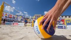 На Кубани состоялся финал соревнований по пляжному волейболу
