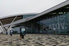 В аэропорту Платов ростовские пограничники задержали беглого должника
