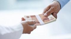 На Кубани попытка подкупа судебного пристава удвоила сумму долга