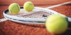 В Сочи разыграли награды краевого первенства по теннису