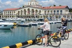 Сочи лидирует в рейтинге  организованного турпотока среди черноморских направлений России