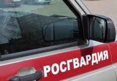 В Белореченске росгвардейцы задержали пассажира такси, напавшего на водителя