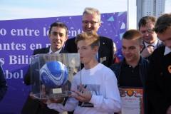 На Дону прошел первый турнир по футболу среди билингвальных школ