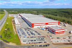 В Невинномысске ведется строительство оптово-распределительного центра