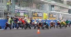 На «Сочи Автодром» пройдет Vюбилейный  Международный полумарафон на спортивных колясках Рецепт-Спорт