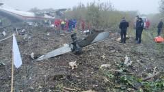 Под Львовом при аварийной посадке самолета погибли четверо