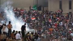 Число погибших на протестах в Ираке выросло до 65