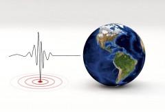 В Иркутске зафиксировано землетрясение в 4 балла