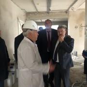 Министр здравоохранения Ставрополья проинспектировал ремонт медучреждений Невинномысска