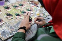 В женской колонии Ставрополья изготавливают магниты и тапочки для гостиниц