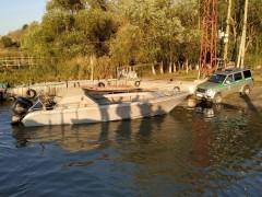 Донские пограничники задержали браконьеров с уловом на 2,5 млн рублей