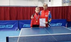На Кубани пройдут соревнования по настольному теннису среди ветеранов спорта