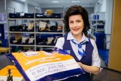 Краснодар вошел в топ-5 регионов отправки экспресс и курьерских отправлений