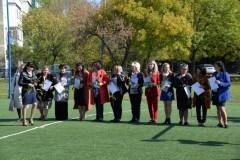 В двух школах Невинномысска появились новые спортивные площадки