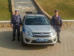 В Краснодаре росгвардейцы разыскали пропавшего пенсионера